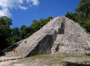 Mexiko Cobá