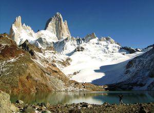 Argentinien el chalten fitz roy Panorama Trekking