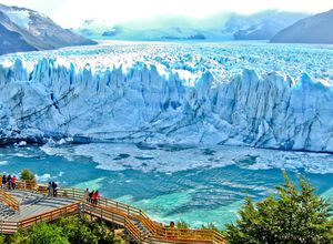 argentinien el calafate perito moreno gletscher