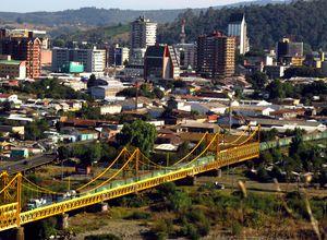 Chile Temuco Zentrum