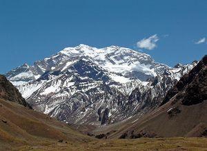 Aconcagua Mendoza Aconcagua