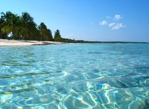 Kuba Maria la Gorda Meer