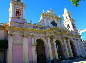Argentinien Salta Kathedrale