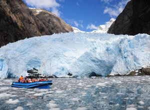 Chile Kaweskar Skorpios Expedition
