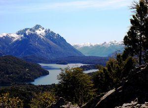 Argentinien Bariloche Natur