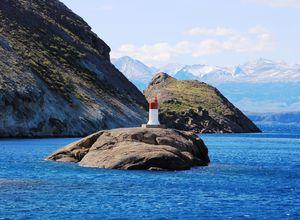 Chile Fährfahrt Pto