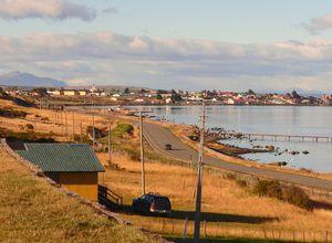 Chile Patagonien Puerto Natales