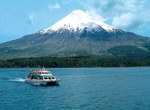 Cruce de Lagos Bariloche Puerto Varas
