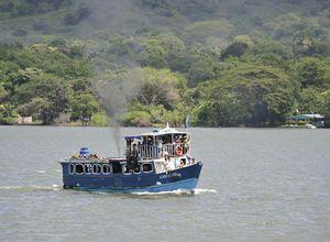 Fähre auf dem Nicaraguasee