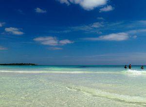 Mexiko Xpu Ha Strand2