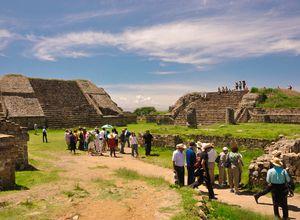 Mexiko Monte Alban2