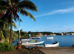 Nicaragua_LittleCornIsland_Hafen