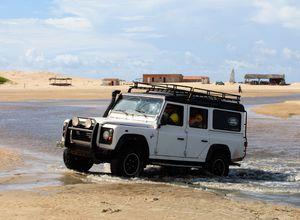 Brasilien Lencois Jeep