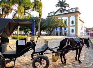Brasilien Paraty Stadt