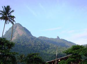 Brasilien Florianopolis Ilha do Papagaio