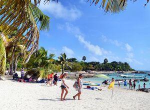 Mexiko-Akumal-Strand