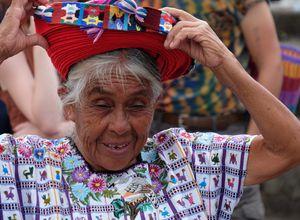 Guatemala Frau