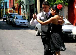 argentinien buenos aires la boca tango