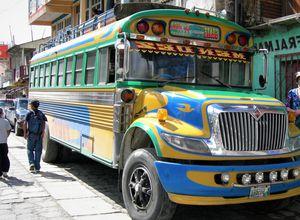 Flickr John Barrie Chicken Bus Guatemala