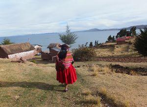 Peru Titicacasee