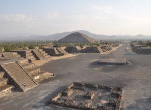 Mexiko Teotihuacan (2)