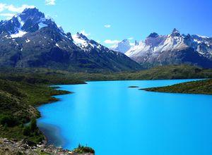 Chile Torres del Paine Cuernos