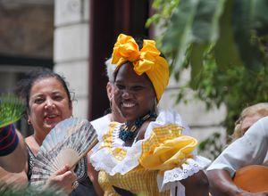 Kuba Frau überarbeitet