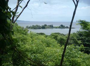 Nicaragua Charco Verde See