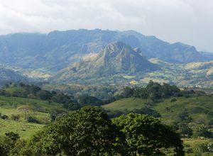 Nicaragua Lanschaft