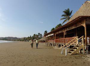 Nicaragua San Juan del Sur Beach