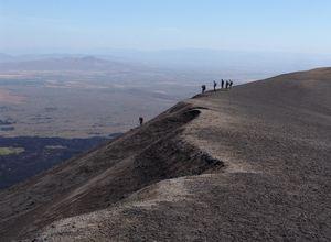 Nicaragua León Cerro Negro