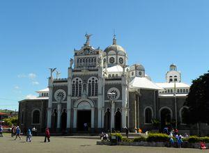 Costa Rica Orosi Basilica Cartago