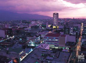 Costa Rica SanJose Stadt