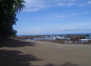 Costa Rica Corcovado Beach