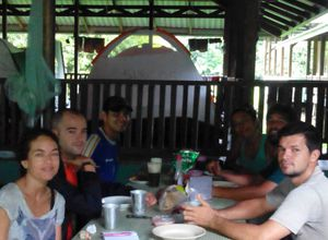 Costa Rica La Sirena Essen