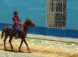Cuba Trinidad Reiter