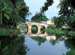 Cuba Sancti Spiritus Brücke