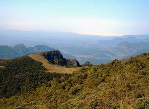 Brasilien Urubici Berge