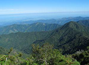 Kuba Turquino Berge