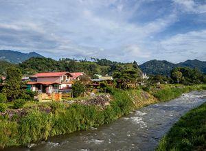 Panama Boquete Rio Caldera