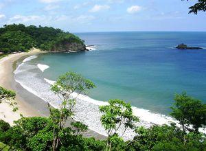 Nicaragua San Juan del Sur Playa Marsella