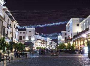 Guatemala Guatemala Stadt Cayala de Noche