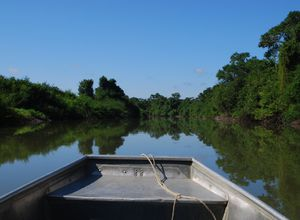 Guatemala Petén Rio de la Pasión