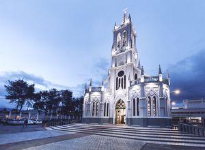Guatemala Xela Parroquia San Nicolas