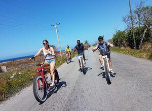 Kuba e Bike Tour Fahrer
