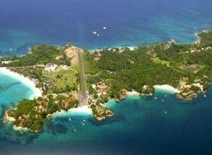 Panama Isla Contadora Insel