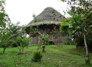 Costa Rica Talamanca Bribri Reservat Haus