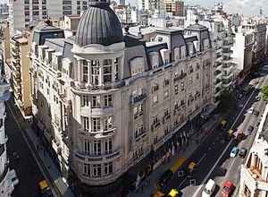 Argentinien Buenos Aires Savoy Hotel Außen