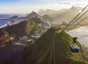 Brasilien Rio de Janeiro iStock 614127520