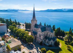 Argentinien Bariloche Kirche iStock 941272030